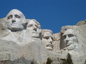 US Presidents : Mount Rushmore