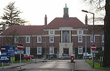 Bethlem Royal Hospital - Aka Bedlam